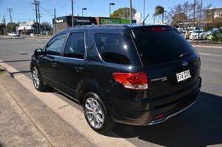 2011 Ford Territory SZ Titanium (4x4) Black 6 Speed Automatic Wagon