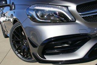 2016 Mercedes-AMG A 45 176 MY16 AMG Grey 7 Speed Auto Dual Clutch Hatchback.