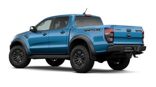 2021 Ford Ranger PX MkIII 2021.25MY Raptor Blue 10 Speed Sports Automatic Double Cab Pick Up