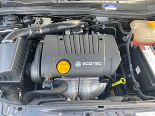 2006 Holden Astra AH MY06 CDX Black 5 Speed Manual Coupe