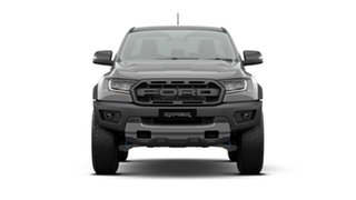2020 Ford Ranger PX MkIII 2021.25MY Raptor Conquer Grey 10 Speed Sports Automatic Double Cab Pick Up.