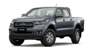 2020 Ford Ranger PX MkIII 2020.75MY XLS Grey 6 Speed Sports Automatic Double Cab Pick Up.