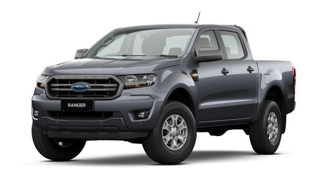 New Ford Ranger PX MkIII 2021.25MY XLS Hyde Park, 2021 Ford Ranger PX MkIII 2021.25MY XLS Meteor Grey 6 Speed Sports Automatic Double Cab Pick Up