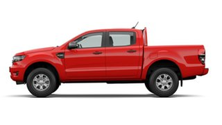 2020 Ford Ranger PX MkIII 2020.75MY XLS Red 6 Speed Sports Automatic Double Cab Pick Up.