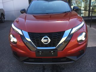 2020 Nissan Juke F16 Ti DCT 2WD Red 7 Speed Sports Automatic Dual Clutch Hatchback