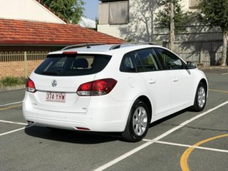 2015 Holden Cruze JH Series II MY15 CD Sportwagon White 6 Speed Sports Automatic Wagon.