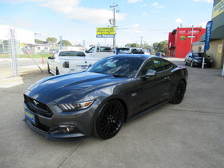 2017 Ford Mustang FM GT Silver 6 Speed Manual Coupe.