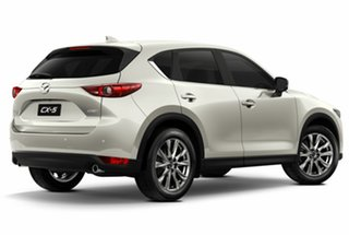 2020 Mazda CX-5 KF4WLA 100th Anniversary SKYACTIV-Drive i-ACTIV AWD 6 Speed Sports Automatic Wagon.