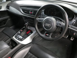 2015 Audi A7 4G MY16 S Line Sportback S Tronic Quattro Silver 7 Speed Sports Automatic Dual Clutch
