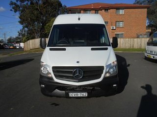 2014 Mercedes-Benz Sprinter 906 MY14 316CDI MWB White 7 Speed Automatic Van