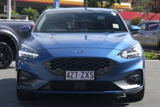 2020 Ford Focus SA 2020.25MY ST Ford Performance Blue 7 Speed Automatic Hatchback