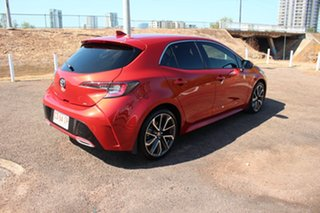 2018 Toyota Corolla Mzea12R ZR Volcanic Red 10 Speed Automatic Hatchback