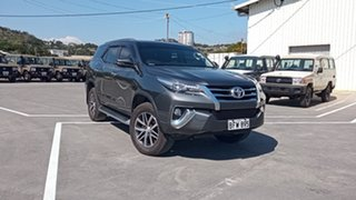 Toyota Fortuner 6 Speed Automatic.