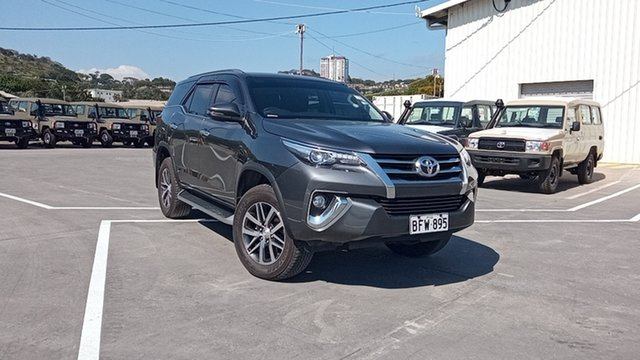 Demo Toyota Fortuner , Toyota Fortuner 6 Speed Automatic