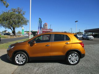 2018 Holden Trax TJ MY18 LTZ Orange 6 Speed Automatic Wagon.
