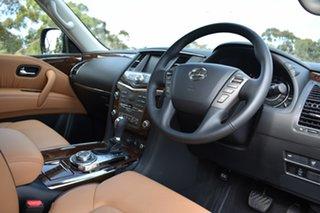 2020 Nissan Patrol Y62 Series 5 MY20 TI-L Gun Metallic 7 Speed Sports Automatic Wagon