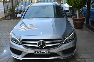 2016 Mercedes-Benz C-Class S205 806+056MY C250 Estate 7G-Tronic + Grey 7 Speed Sports Automatic