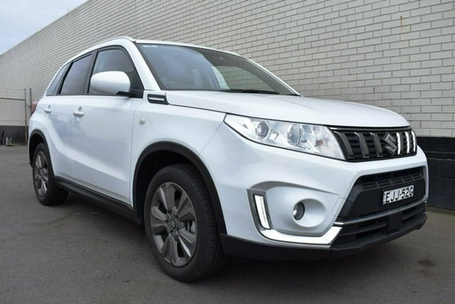Used Suzuki Vitara LY Series II 2WD, 2019 Suzuki Vitara LY Series II 2WD White 6 Speed Sports Automatic Wagon