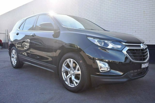 Used Holden Equinox EQ MY18 LT FWD Cardiff, 2019 Holden Equinox EQ MY18 LT FWD Black 9 Speed Sports Automatic Wagon