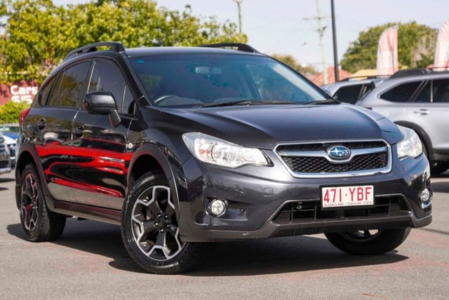 Used Subaru XV G4X MY13 2.0i-L AWD, 2013 Subaru XV G4X MY13 2.0i-L AWD Grey 6 Speed Manual Wagon