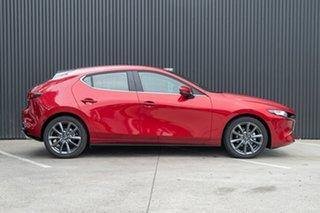 2020 Mazda 3 BP2H7A G20 SKYACTIV-Drive Evolve Soul Red Crystal 6 Speed Sports Automatic Hatchback.