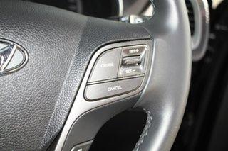 2016 Hyundai Santa Fe DM3 MY16 Elite Black 6 Speed Sports Automatic Wagon