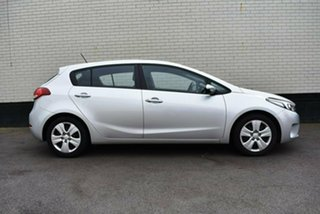 2017 Kia Cerato YD MY17 S Silver 6 Speed Sports Automatic Hatchback