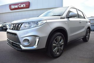 2019 Suzuki Vitara LY Series II 2WD Silver 6 Speed Sports Automatic Wagon