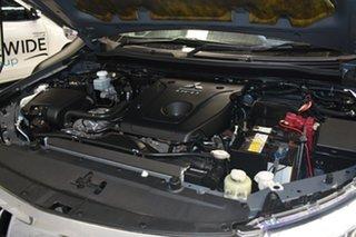 2015 Mitsubishi Triton MQ MY16 GLS (4x4) Grey 5 Speed Automatic Dual Cab Utility