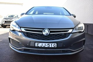 2018 Holden Astra BK MY18.5 RS-V Grey 6 Speed Sports Automatic Hatchback.
