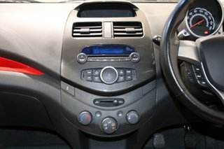 2011 Holden Barina Spark MJ Update CDX Black 5 Speed Manual Hatchback