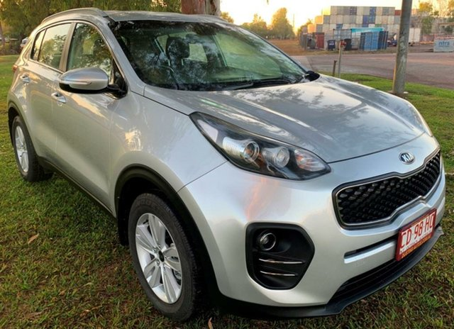 Used Kia Sportage QL MY18 Si 2WD, 2018 Kia Sportage QL MY18 Si 2WD Silver 6 Speed Sports Automatic Wagon