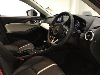 2019 Mazda CX-3 DK4W7A Akari SKYACTIV-Drive i-ACTIV AWD LE Soul Red 6 Speed Sports Automatic Wagon
