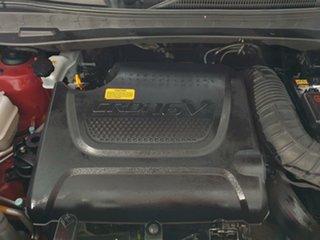 2013 Hyundai ix35 LM2 Elite AWD Red 6 Speed Sports Automatic Wagon