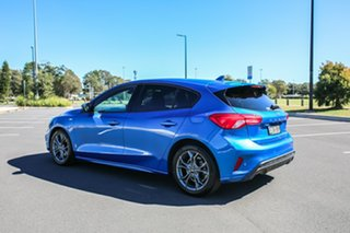 2019 Ford Focus SA 2019.75MY ST-Line Desert Island Blue 8 Speed Automatic Hatchback