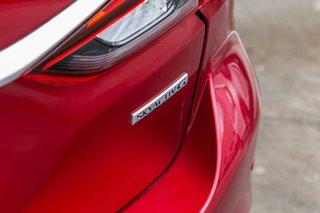 2020 Mazda 6 GL1033 Atenza SKYACTIV-Drive Soul Red Crystal 6 Speed Sports Automatic Wagon.