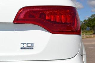 2015 Audi Q7 4L MY15 TDI Tiptronic Quattro Sport White 8 Speed Sports Automatic Wagon