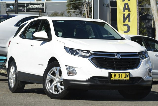 Used Holden Equinox EQ MY18 LT FWD, 2019 Holden Equinox EQ MY18 LT FWD White 6 Speed Sports Automatic Wagon