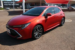 2018 Toyota Corolla Mzea12R ZR Volcanic Red 10 Speed Automatic Hatchback.