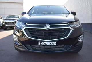 2019 Holden Equinox EQ MY18 LT FWD Black 9 Speed Sports Automatic Wagon.