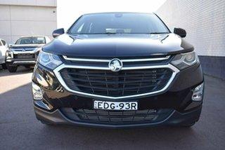 2019 Holden Equinox EQ MY18 LT FWD Black 9 Speed Sports Automatic Wagon.