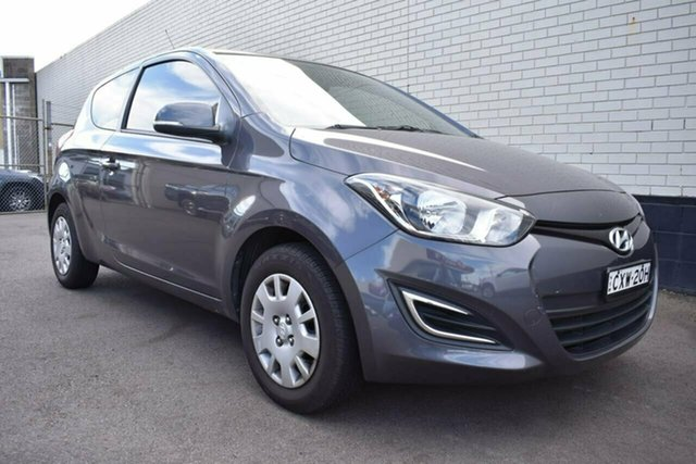 Used Hyundai i20 PB MY14 Active, 2014 Hyundai i20 PB MY14 Active Grey 6 Speed Manual Hatchback