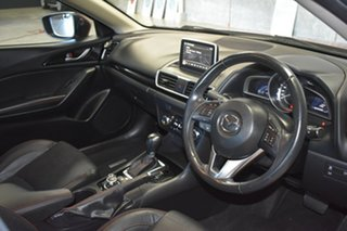 2014 Mazda 3 BL Series 2 MY13 SP20 Skyactiv Luxury Red 6 Speed Automatic Sedan.