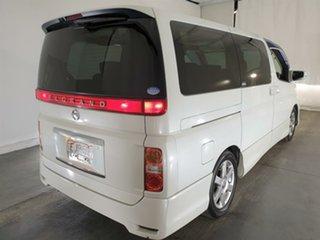 2006 Nissan Elgrand White