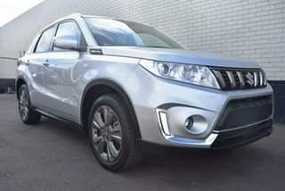 2019 Suzuki Vitara LY Series II 2WD Silver 6 Speed Sports Automatic Wagon.