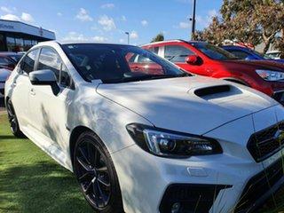 2018 Subaru WRX V1 MY18 Premium Lineartronic AWD White 8 Speed Constant Variable Sedan.