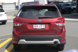 2019 Subaru Forester S5 MY20 2.5i-S CVT AWD Crimson Red 7 Speed Constant Variable Wagon