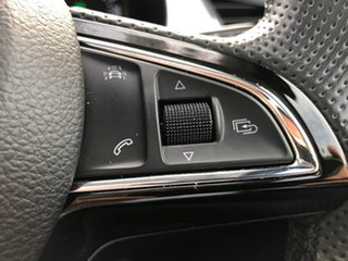 2017 Skoda Fabia NJ MY17 81TSI DSG Black 7 Speed Sports Automatic Dual Clutch Wagon