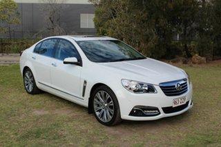 2015 Holden Calais VF II MY16 V White 6 Speed Sports Automatic Sedan.