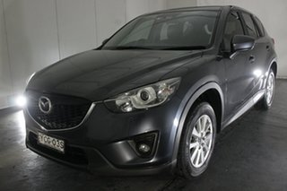 2014 Mazda CX-5 KE1031 MY14 Maxx SKYACTIV-Drive AWD Sport Grey 6 Speed Sports Automatic Wagon